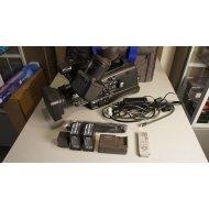 SECOND HAND - PANASONIC AG-HMC81E shouldercamera + accessories