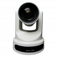PTZOptics 12X-NDI White - 12X Optical Zoom - NDI, 3G-SDI, HDMI, CVBS, IP Streaming - 1920 x 1080p - 72.5 degree field of view