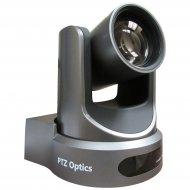 PTZOptics 20X-SDI Grey - 20X Optical Zoom - 3G-SDI, HDMI, IP Network RJ45, CVBS - 1920 x 1080p - 60.7 degree field of view