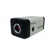 PTZOptics Zcam-VL White - PTZOptics Variable Lens - 1080p HD-SDI - IP Network Box Camera with 2.8-12mm lens