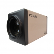 PTZOptics 20X Zcam White - PTZOptics 20X zoom - 1080p HD-SDI Box Camera - IP Network Box Camera