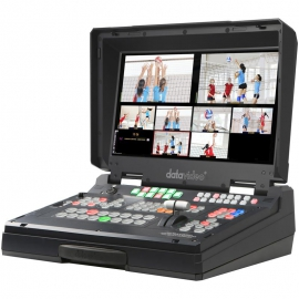 Datavideo HS-2200 - 6 input HD broadcast quality Mobile