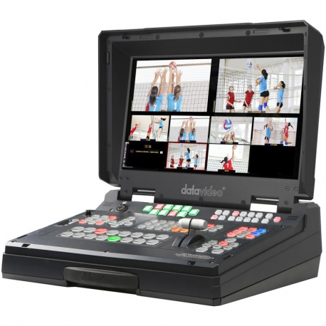 DATAVIDEO HS2200 - 6 input HD broadcast quality Mobile
