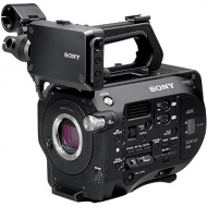 SONY PXW-FS7 - 4K Super 35mm Exmor CMOS sensor XDCAM camera with α Mount lens system