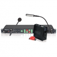 Datavideo ITC-100 8 Channel Intercom System