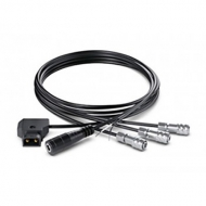 BLACKMAGIC DESIGN POCKET CINEMA CAMERA DC CABLE PACK