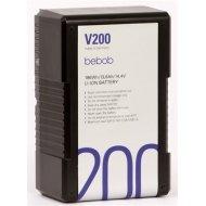 Bebob V200 - V-Mount Li-ion Snap-on Battery 14.4V/13.6Ah