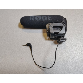 OVERNAME - RODE VIDEOMIC PRO