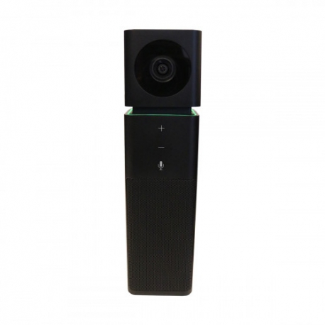 HUDDLECAM GO 1920 x 1080p | 110 degree FOV Lens | Microphone | Speaker | Black | USB 2 (Data and Power)