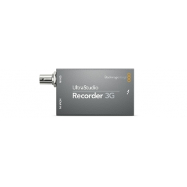 BLACKMAGIC DESIGN ULTRASTUDIO RECORDER 3G