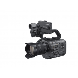 SONY ILME-FX6V - 4K FULL FRAME CINEMA CAMERA met E-mount