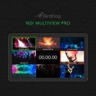 BirdDog Multiview Pro NDI - Create up to six 4x4 outputs