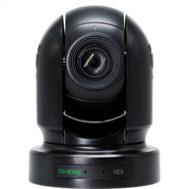 BirdDog Eyes P200 1080P Full NDI PTZ Camera w/Sony Sensor & HDMI/3G-SDI (Black)