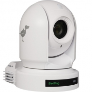 BirdDog Eyes P200 1080P Full NDI PTZ Camera w/Sony Sensor & HDMI/3G-SDI (White)