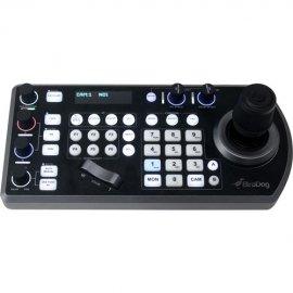 BirdDog PTZ Keyboard controller w/NDI, VISCA, RS-232 & RS422, BirdDog Comms compatible
