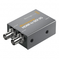 BLACKMAGIC DESIGN MICRO CONVERTER - HDMI TO SDI 3G (incl power supply)