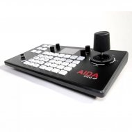 AIDA CCU-IP - Professional Broadcast PTZ Joystick Controller