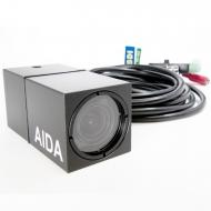 AIDA HD-X3L-IP67 - FULL HD Weatherproof 3G-SDI 3.5X Optical Zoom POV Camera