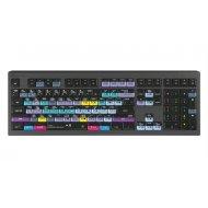 LOGIC KEYBOARD DaVinci Resolve 17 - Mac ASTRA 2 Backlit Keyboard (voor MAC)