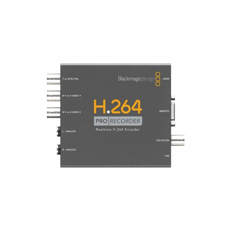 Blackmagic Design H264 Pro Recorder (USB 2.0 mac/win)