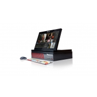 LIVESTREAM HD510 - Ultra-portable all-in-one switcher, with integrated touch-screen