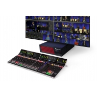 LIVESTREAM HD1710 - Rack-mount switcher with bundled control surface