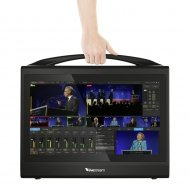 LIVESTREAM STUDIO HD550 - Compact and portable all-in-one live production switcher