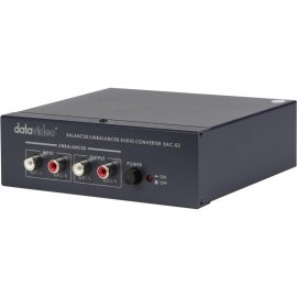 Datavideo BAC-03 Balanced / Unbalanced Audio Converter