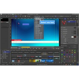 Datavideo CG-500 SD/HD Advanced Timeline based CG for live/post production