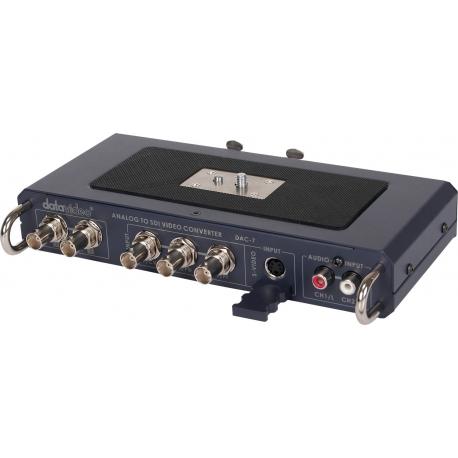 Datavideo DAC-7 Camera Mounted Analogue to SDI Converter