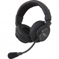 Datavideo HP-2A Upgraded Two Ear Headset for ITC-100SL (for use with ITC-100/200)