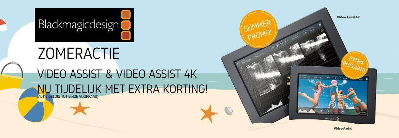 Video Assist zomeractie