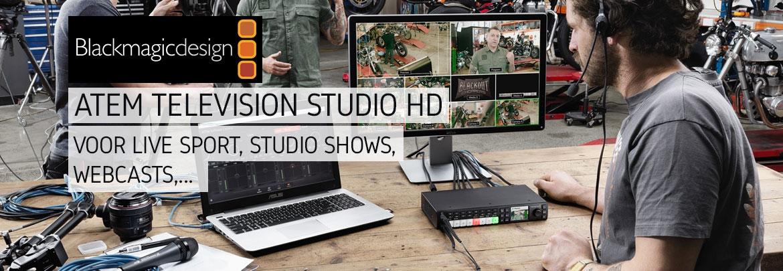 ATEM TELEVISION STUDIO HD